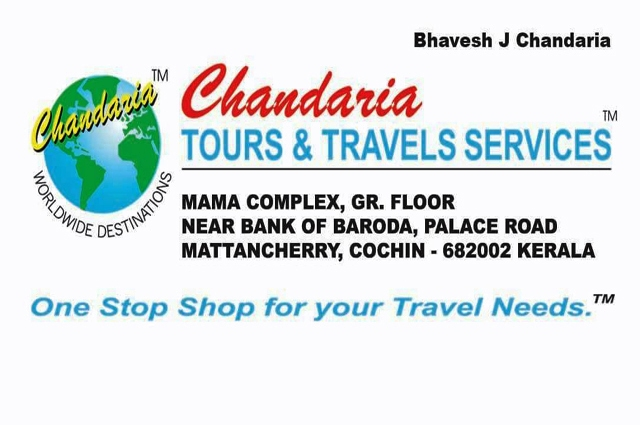 Chandaria Tours And Travels Services